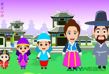 keluarga-korea