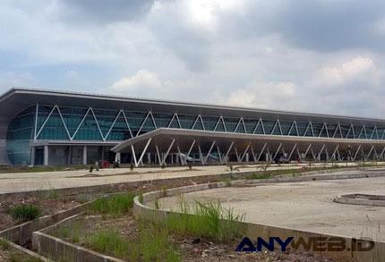 bandara samarinda baru - kaltim.tribunnews.com
