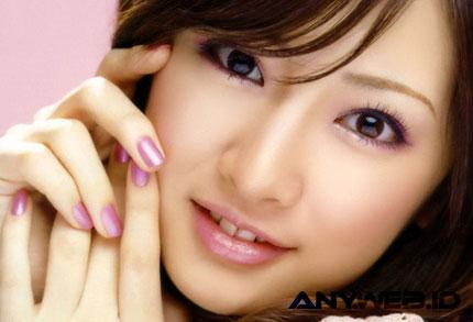 Wajah Wanita Jepang - spirit.web.id