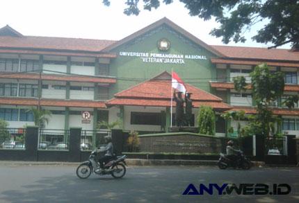 Universitas Pembangunan Nasional (UPN) 'Veteran' Jakarta - ipul-muhammadali.blogspot.co.id