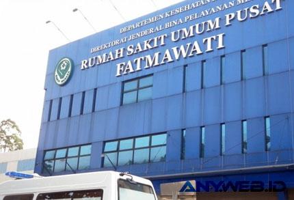 Rumah Sakit (RSUP) Fatmawati Jakarta - bersamadakwah.net