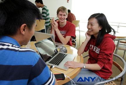 Aktivitas Remaja Amerika - (Foto: AP Photo) voaamericanow.tumblr.com