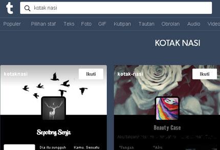 Kotak Nasi Tumblr - www.tumblr.com