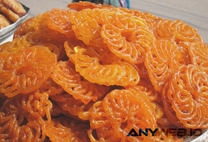 Manisan India Jalebi - antare5.blogspot.co.id