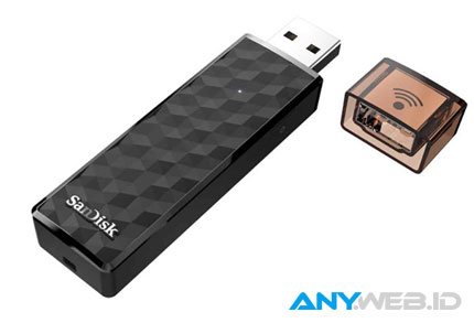 SanDisk Wireless Connect Stick - www.tabletpcreview.com)