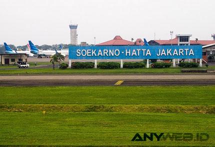 Bandara Soekarno-Hatta - sukasosial.blogspot.com