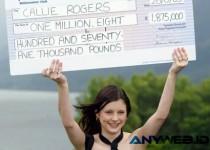 Callie Rogers, Pemenang Lotre Termuda yang Sempat Ingin Bunuh Diri