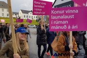 Islandia Bakal Hilangkan Kesenjangan Upah Pekerja