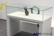 Viral, Nanas Tertinggal di Atas Meja Tiba-tiba Menjadi Karya Seni