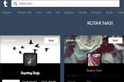 Bergaya Tulisan Romantis, Kotak Nasi Tumblr Mengandung Pesan Tersirat