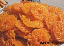 Manisan India Jalebi, Makanan Favorit Acara Deepwali