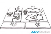 Bisnis Model Kanvas, tools andalan para pelaku bisnis