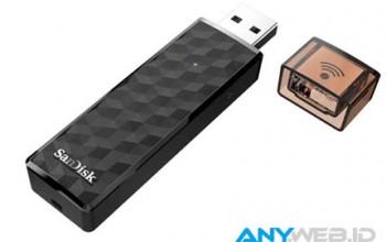 Flashdisk Pemilik Koneksi Wifi, Harga SanDisk Wireless Connect Stick Mulai Rp400 Ribuan