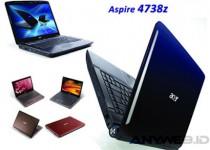 Spesifikasi Acer 4738z