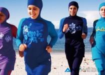 Pengadilan Perancis Tangguhkan Larangan Pemakaian Baju Renang Muslimah 'Burkini'