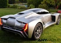 The Blade 3D: Mobil Semi-custom Hasil Teknologi Cetak 3D