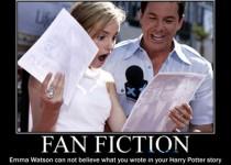 Arti, Jenis, dan Genre Fan Fiction