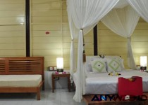 Fuji Villa Kaliurang, Penginapan Murah Fasilitas Mewah di Yogyakarta