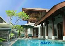 Kalicaa Villa, Penginapan Bertaraf Bintang 4 di Tanjung Lesung, Banten