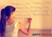 Arti Konsisten dan Cara Melatih Konsistensi