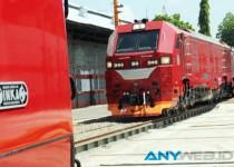 Kereta Api Buatan Indonesia