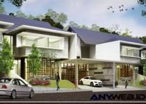 Harga Rumah Tangerang Kelas High-End