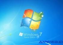 Windows 7 Starter Edition, Pilihan OS terbaik untuk Netbook dan Tablet