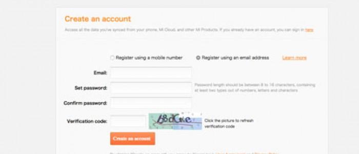 Amankan Smartphone dengan Manfaat Xiaomi Account