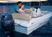 Mengenal Outboard Motor Yamaha F60 atau Yamaha 40 HP
